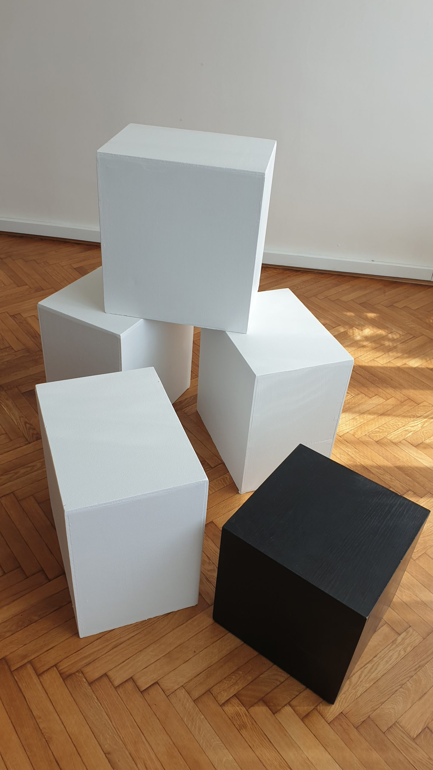 Posing Blocks