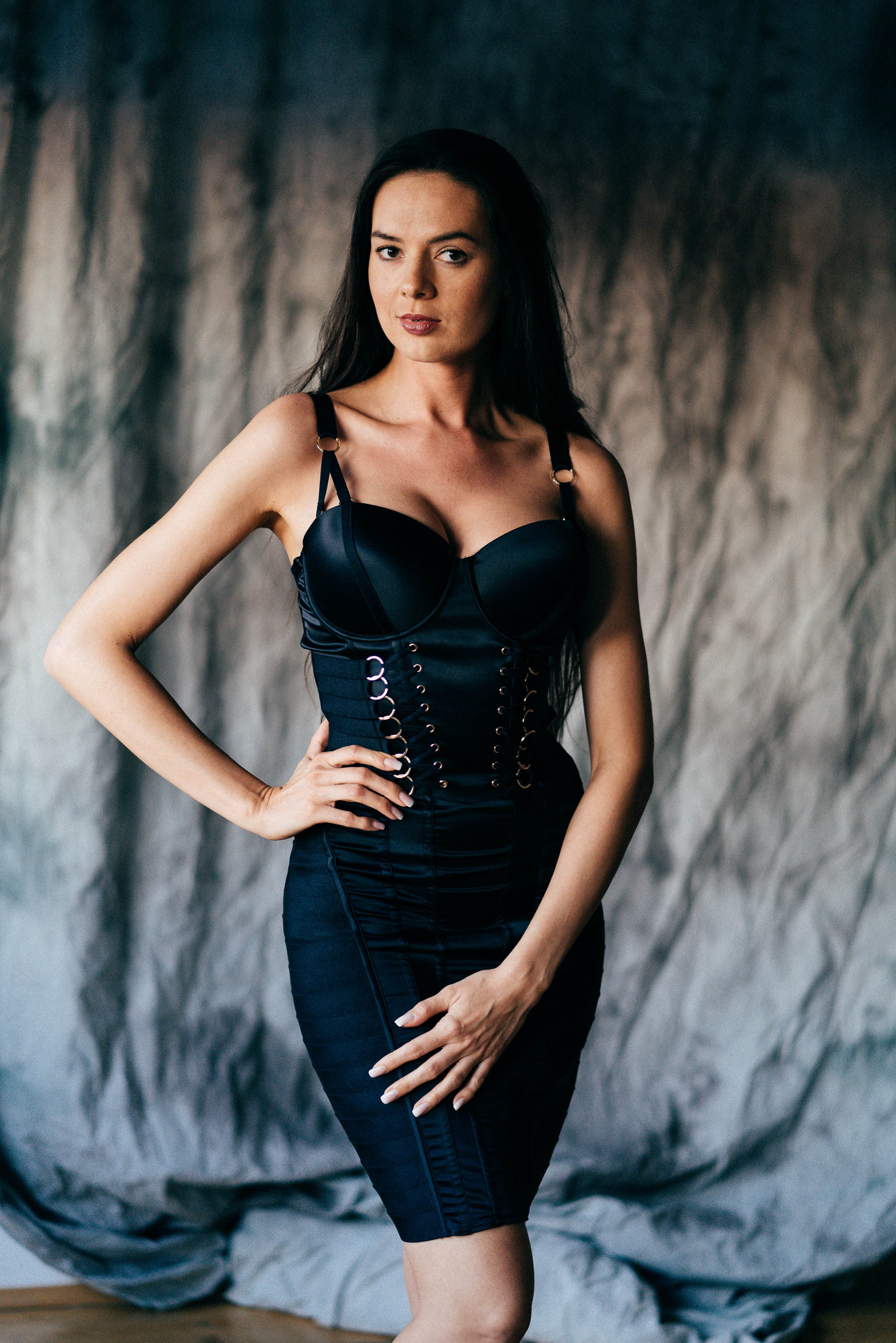 Honey Birdette Stevie dress