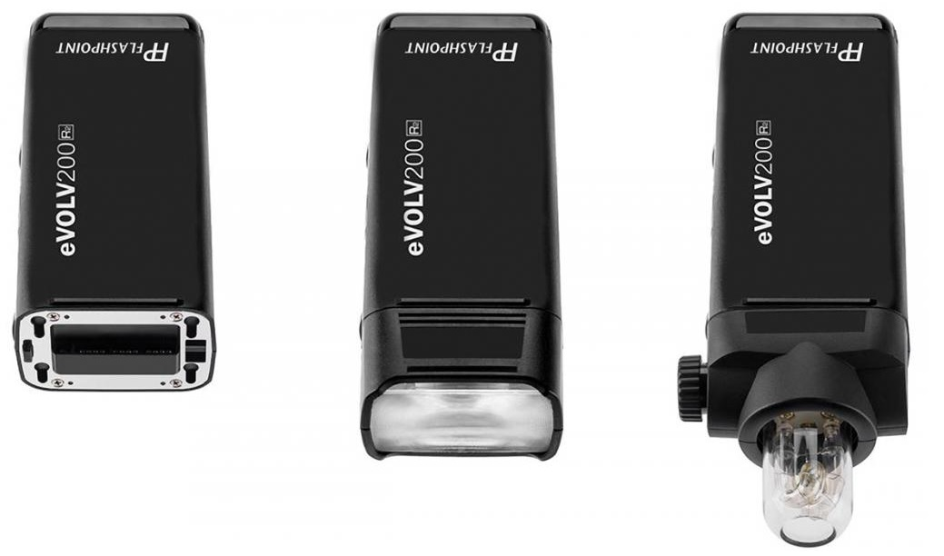 Flashpoint eVOLV 200 TTL HSS