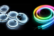 Coming soon: RGB LEDs