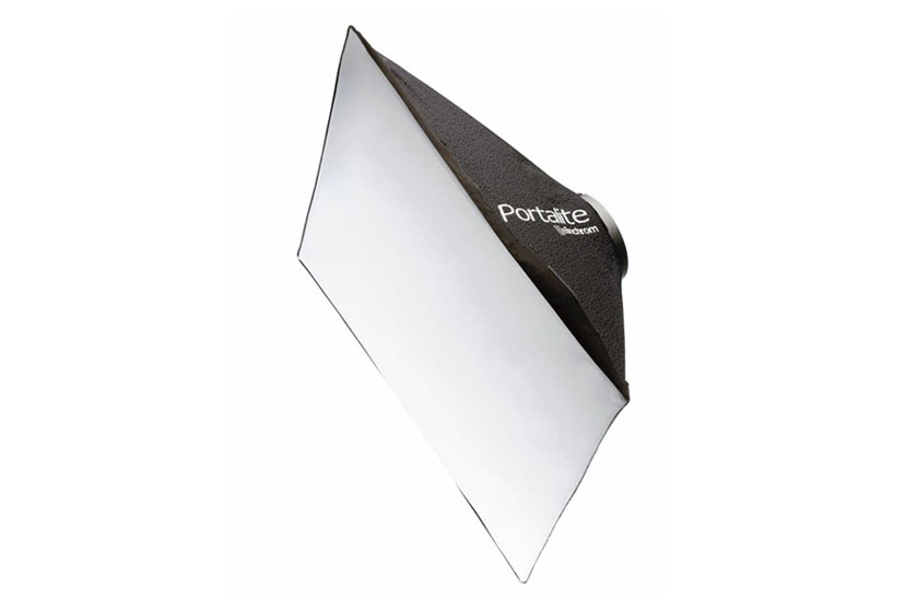 60cm/2' rectangle Elinchrom Portalite softbox