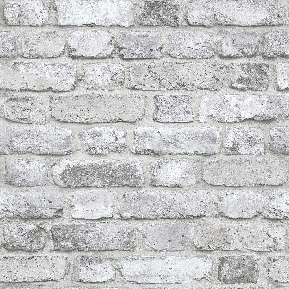 2x2 m (79x79 in) White Brick V-Flat